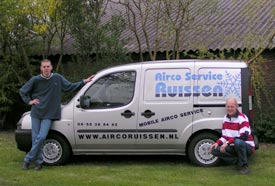 Arjan en Ad Ruissen